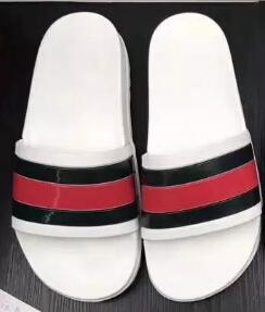 NEW  slipper Gear bottoms mens striped sandals