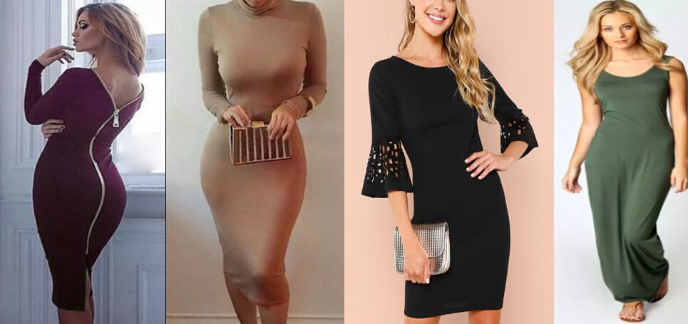 女士连衣裙出口电商平台