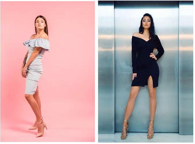 2019年春夏流行趋势提供价格低于20欧元的时髦裙子