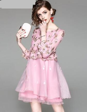 娃娃裙和衬衫裙出口电商平台