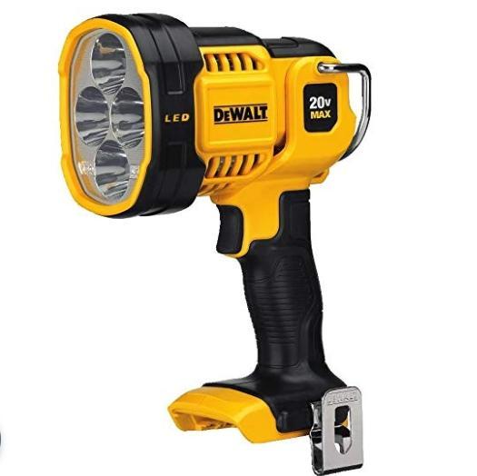 20V MAX LED Work Light, Pivoting Head (DCL043)