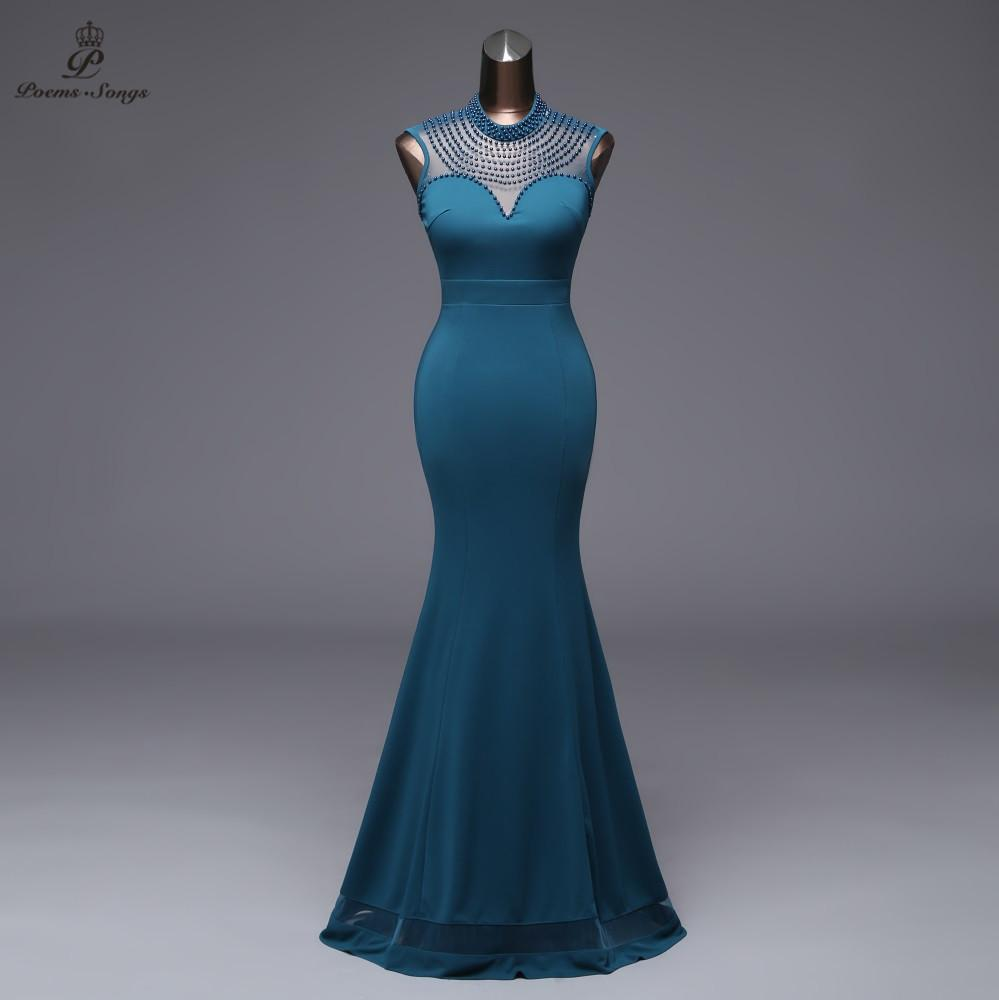 Poems Songs 2019 Personality Evening Dress
