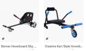 """平衡车类""""hoverboard sitz"""""""