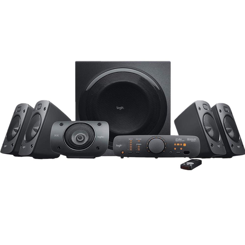 Z906 5.1 Surround Sound Speaker System - THX, Dolby Digital and DTS Digital Certified