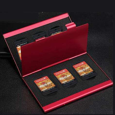 Special card box for game card