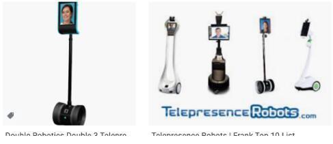 """远程操控机器人""""telepresence robot"""""""