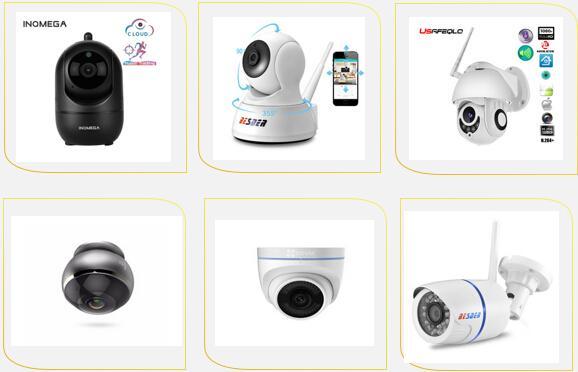 视频监控跨境出口电商产品招募
