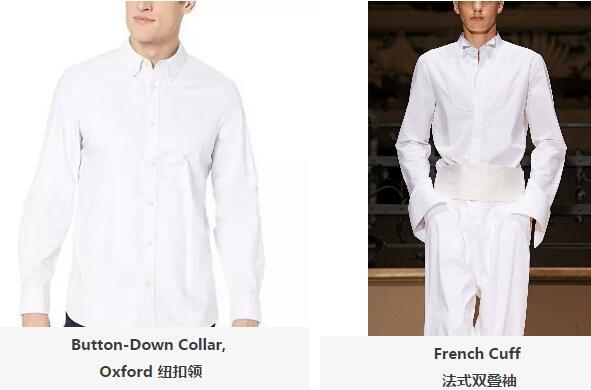 男士白衬衫出口