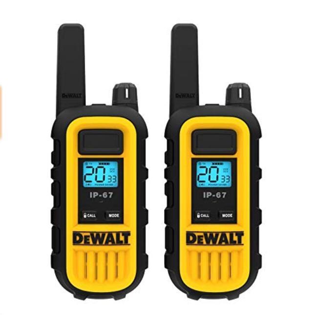 DXFRS220/DXFRS30/DXFRS800 Walkie Talkies Heavy Duty Business Two-Way Radios