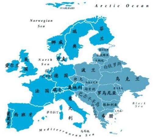 东欧跨境出口电商市场