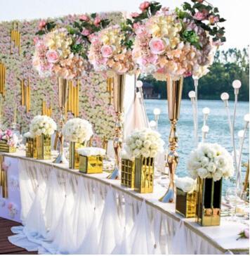 婚礼现场装饰花出口电商平台