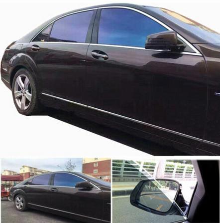 Chameleon Side Window Tint Nano Ceramic Solar Films Auto Car Film Home Membrane