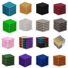 Magnet Balls Magic Beads 3D Puzzle Ball Sphere Magnetic