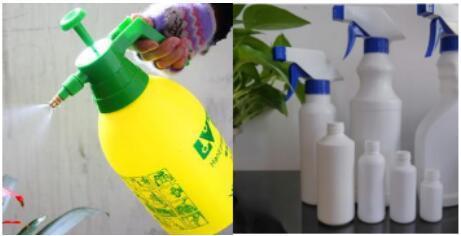 消毒喷壶和分装瓶出口