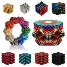 216 3/5mm Magic Magnetic DIY Balls Magnet Sphere Neodymium Beads Cube Kids Adult