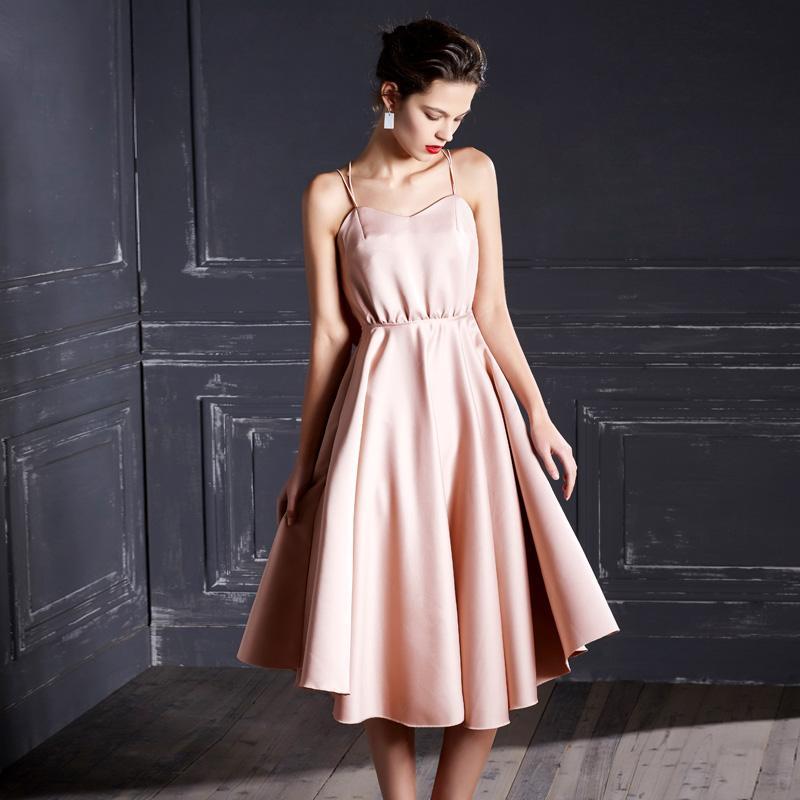 Backless Elegant Party Dresses