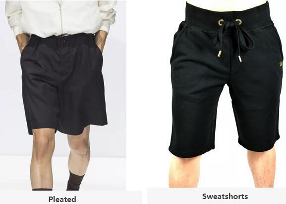 男士短裤出口