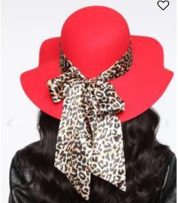 遮阳软帽(Floppy Hat)