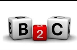汽配行业B2C订单情况