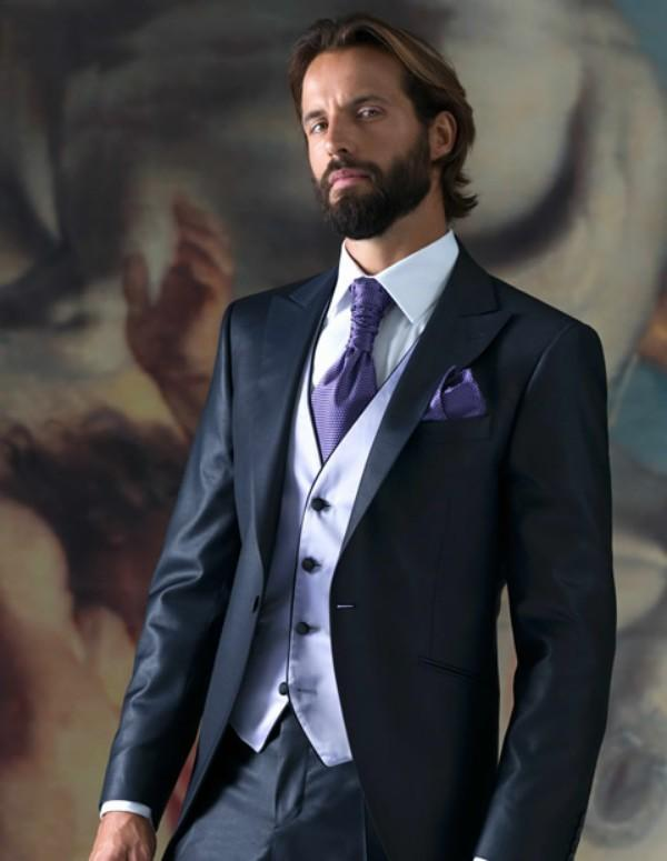 Cheap Navy Blue Suit Design For Mens | Free Shipping Navy Blue