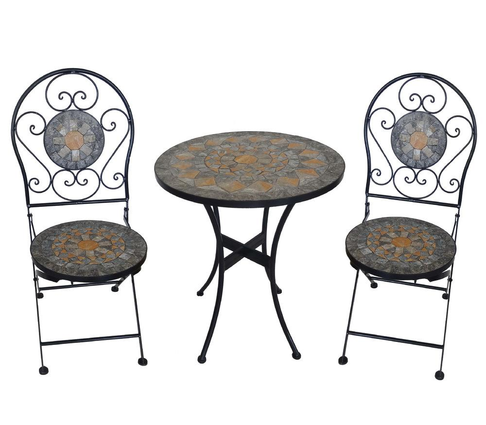 Folding Chairs Wrought Iron Garden