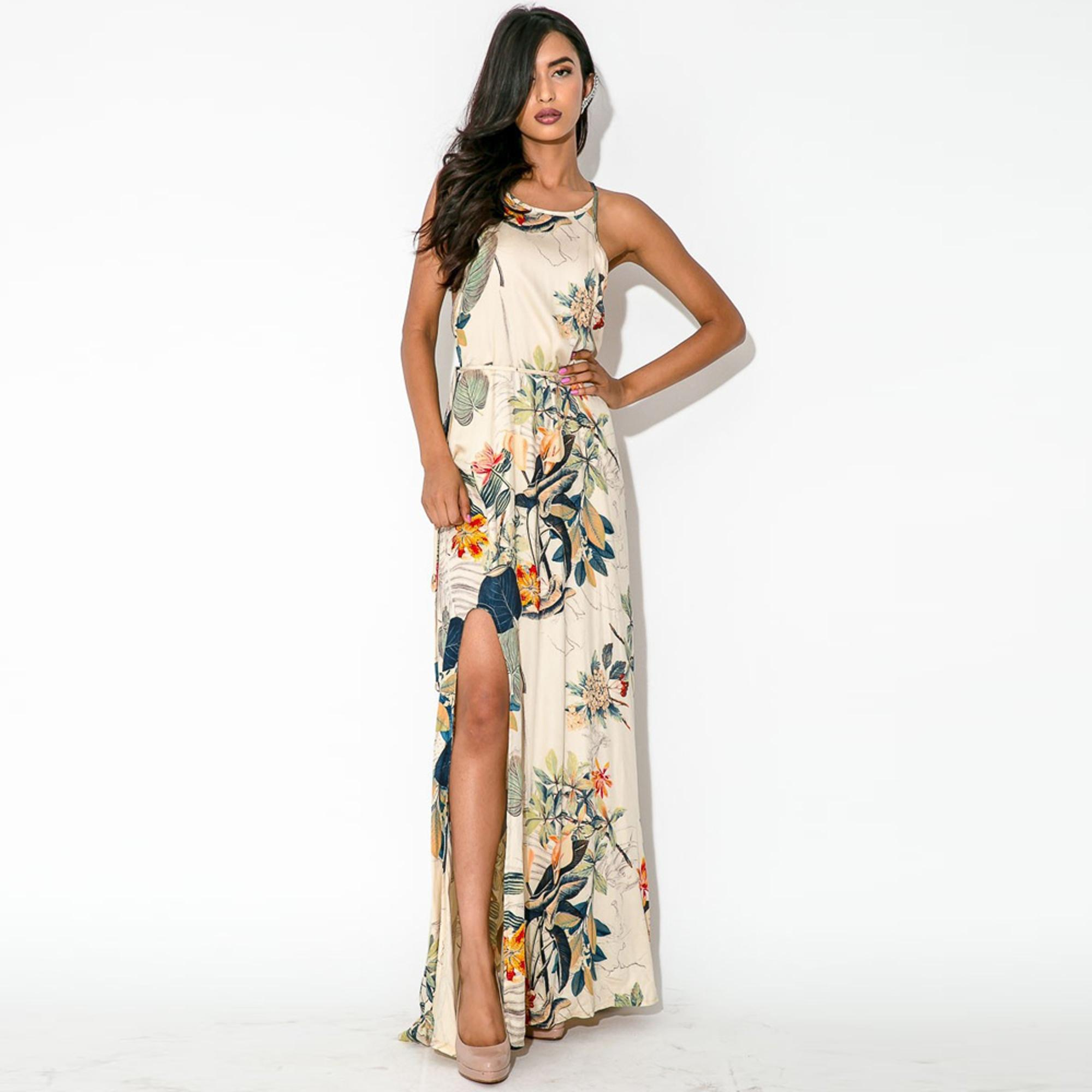 Collection Maxi Dress Sale Pictures - Reikian