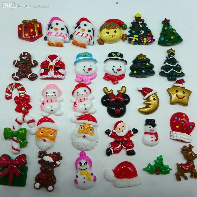 Decoration supplies diy big christmas decorations outdoor big