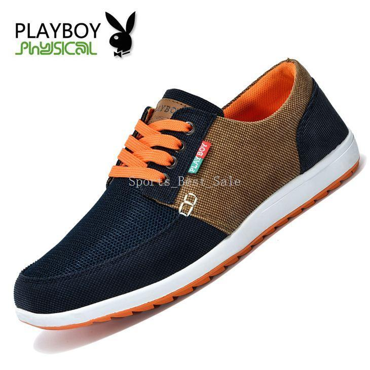 Playboy Mens Shoes 2015 Mens Casual Shoes Tide Shoes to Help Low ...
