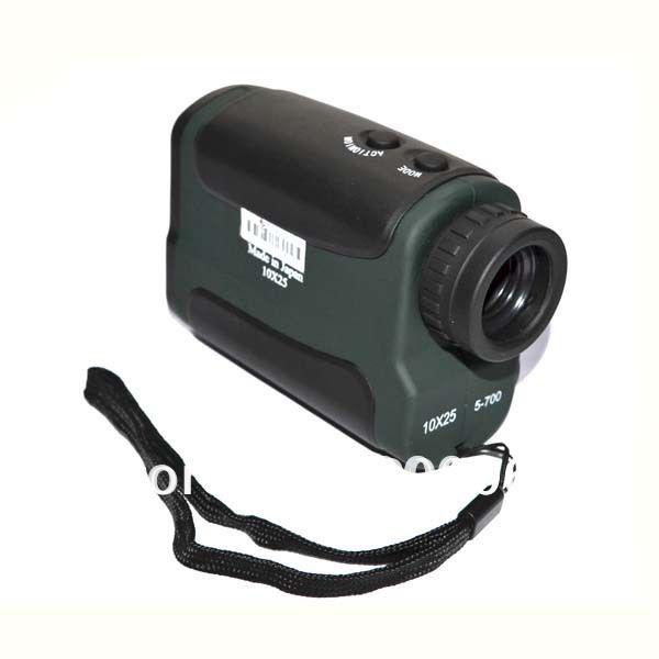 10 X 25 Laser Rangefinder Can Range Finder 700 Meters