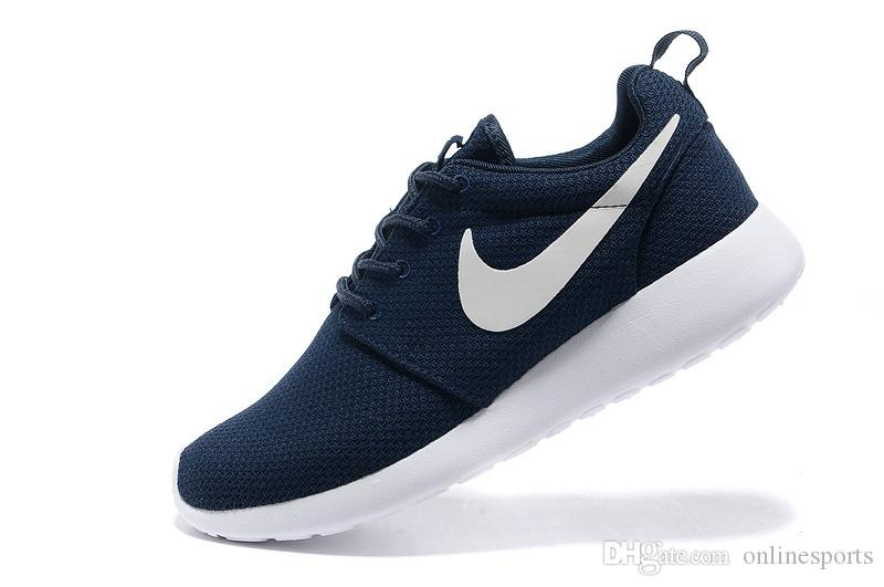 Wholesale Nike roshe run runing shoes 2015 hot sale Men women Run