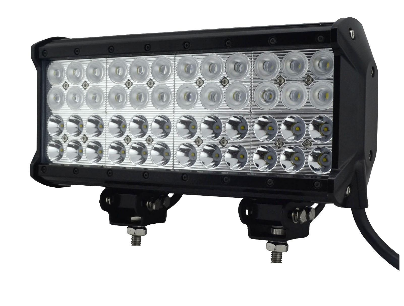high qulity 12 inch 144w quad row led light barr led lights for cars fog light led 12v flood light led light bar led lights for cars off road led light bar