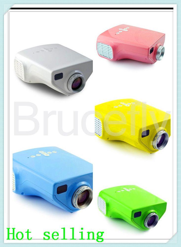 Factory cheap price mini led portable projector children for Cheap mini portable projector