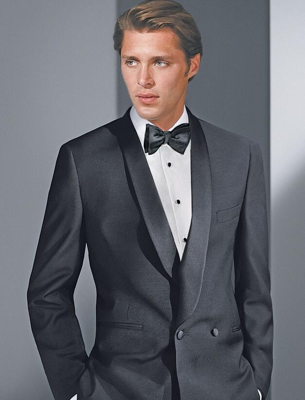 Modern Design Groom Suits Cheap Wedding Party Dressshawl Collar ...