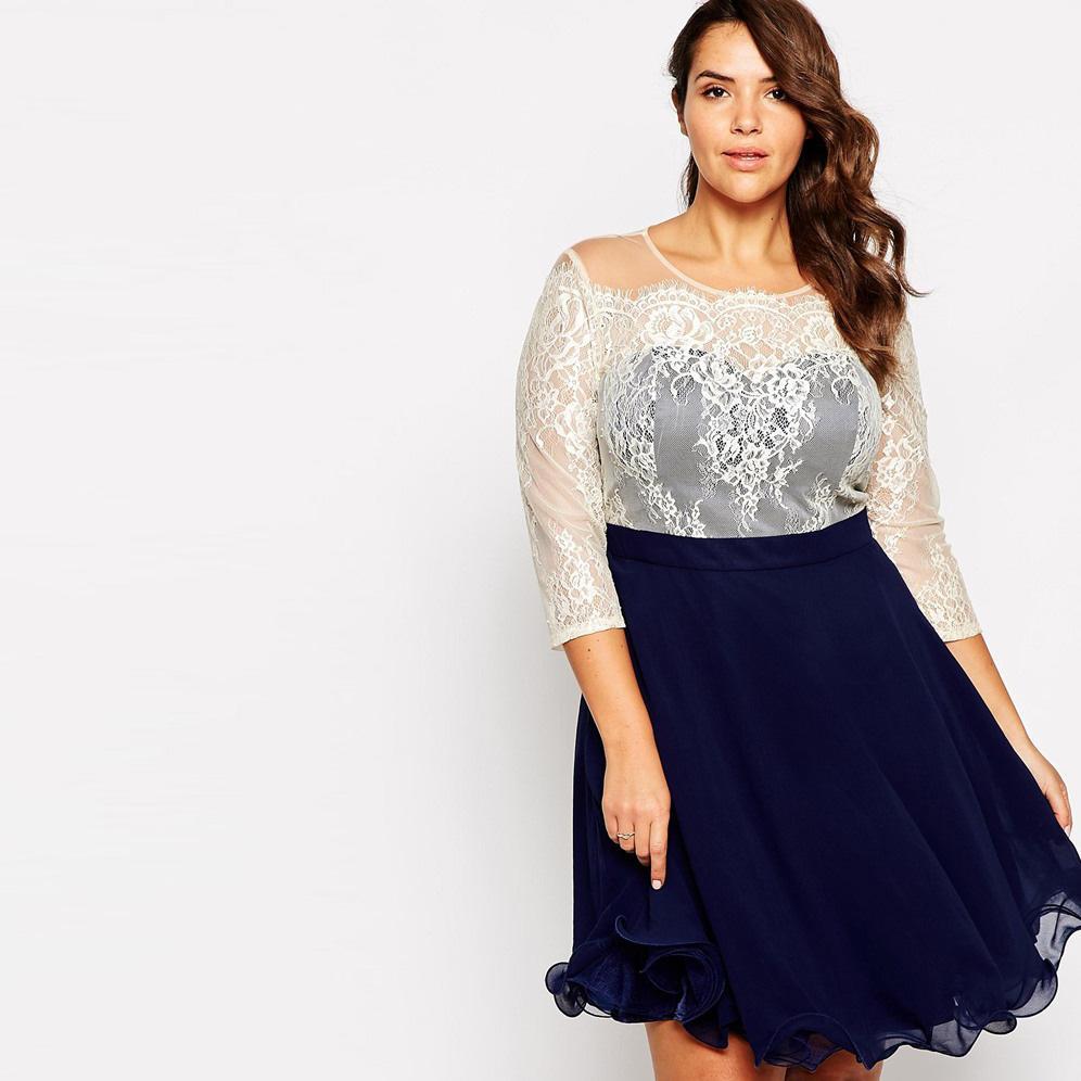 Sexy Plus Size Dresses 2015