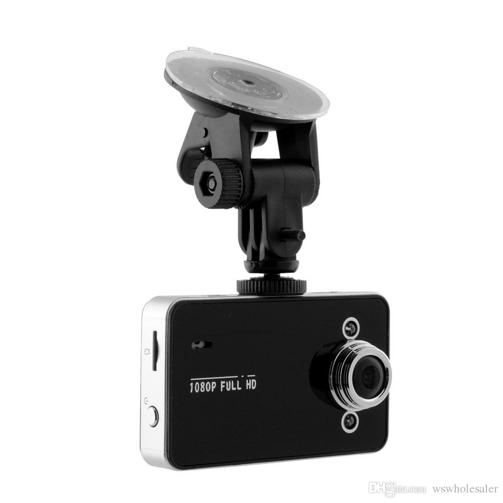 Original K6000 Car Camera Novatek Chipset Car Video Recorder FHD 1080P 2.4