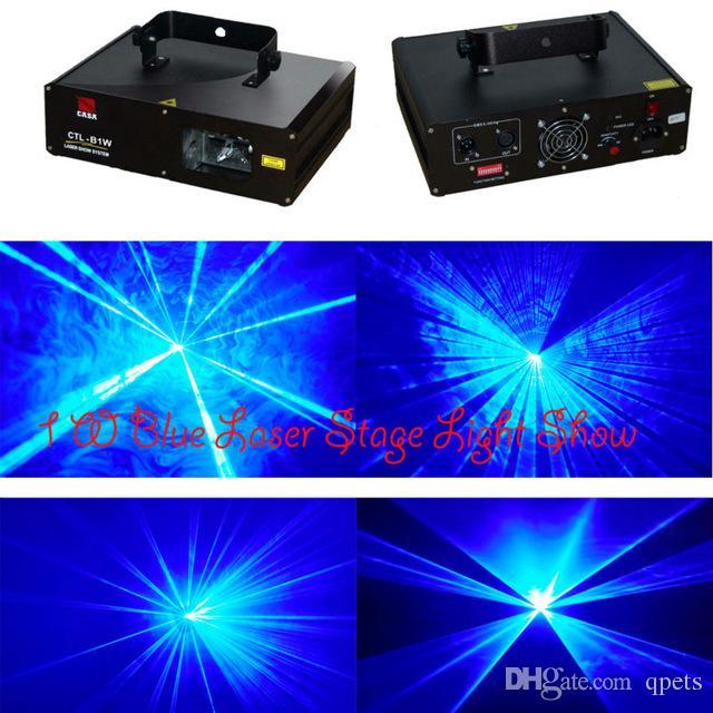 Light Blue Laser Beam Gallery
