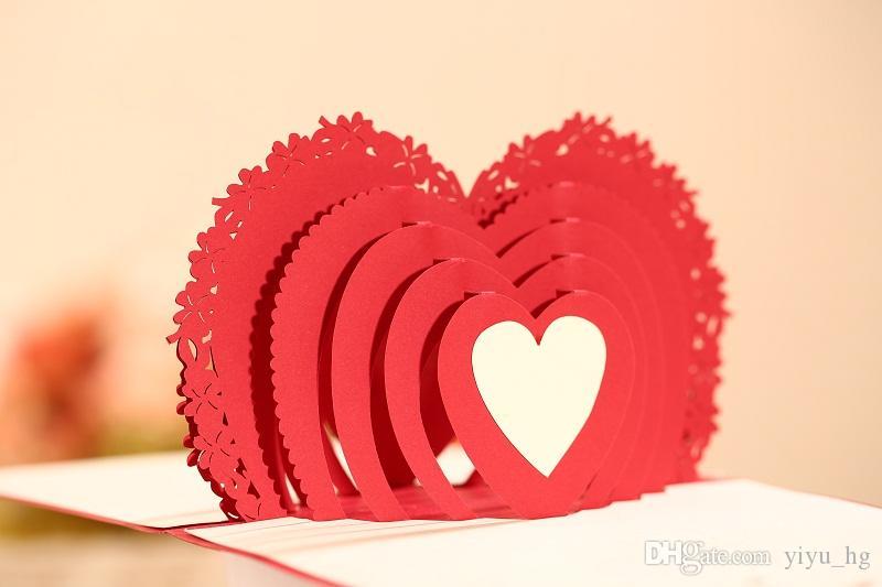 Киригами сердца схемы