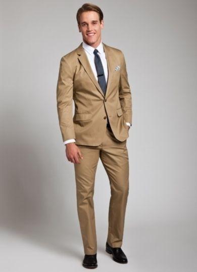 Brown Wedding Suits For Men Tuxedos For Men Groomsmen Suits Men ...
