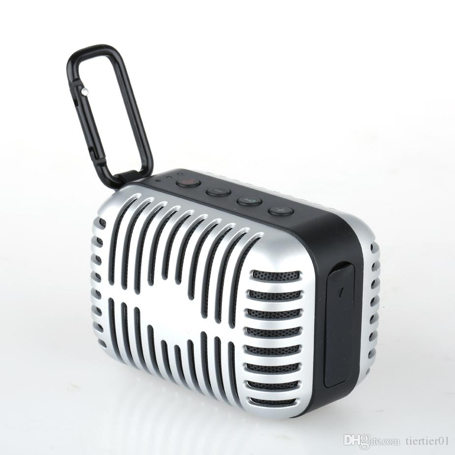 Outdoor Microphone shape Bluetooth speaker Bluetooth