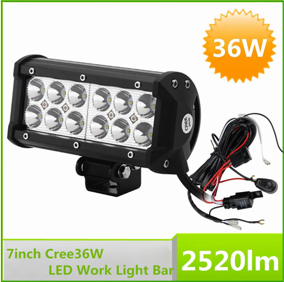 Wiring Diagram For Cree 7 Led Lights - Wiring Diagram
