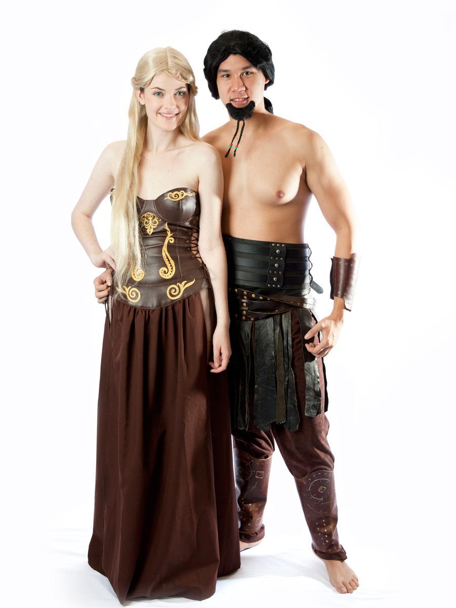 Custom Made Game Of Thrones Daenerys Targaryen And