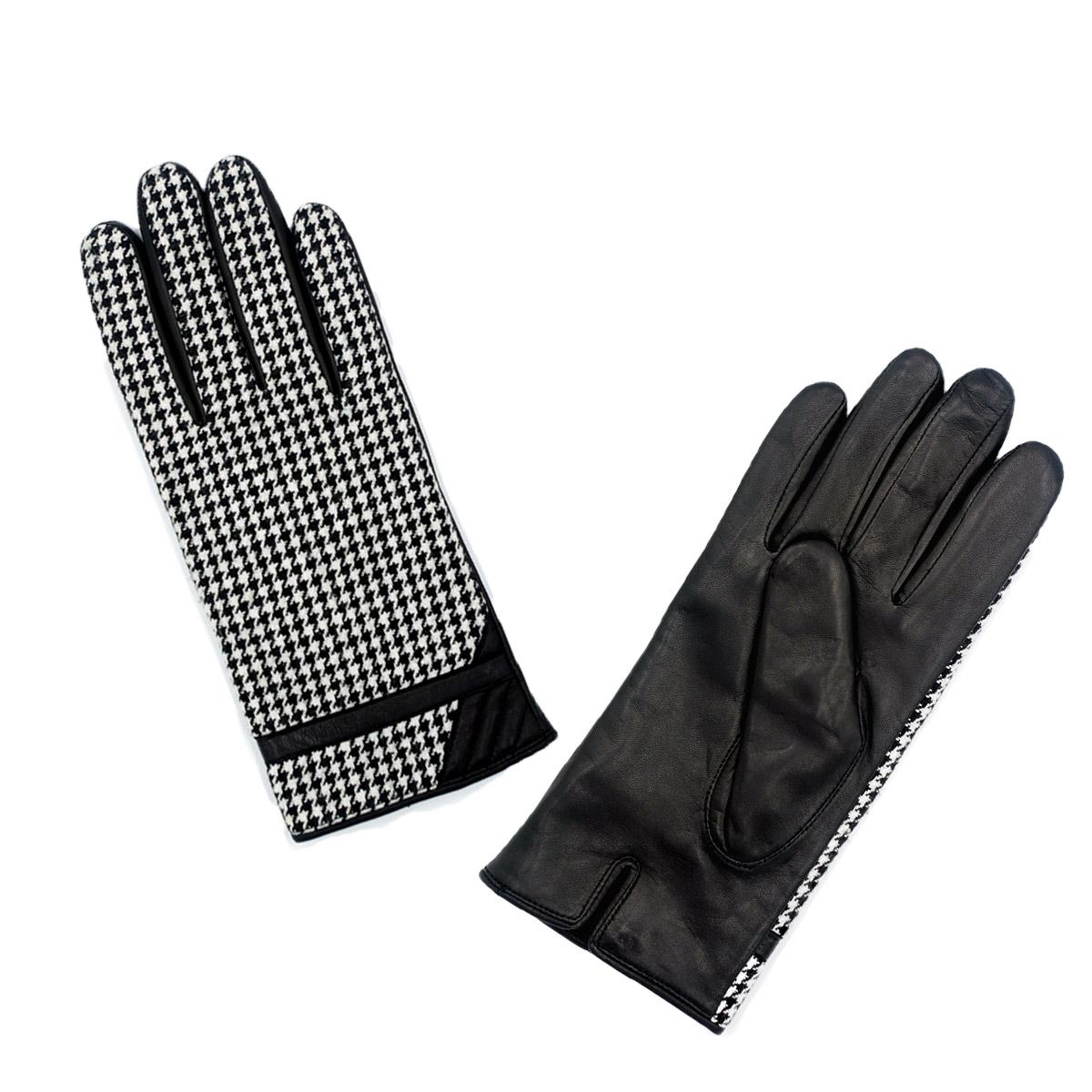 Ladies coloured leather gloves - High Quality Ladies Leather Gloves Swallow Gird Gloves Lamb Nappa Gloves