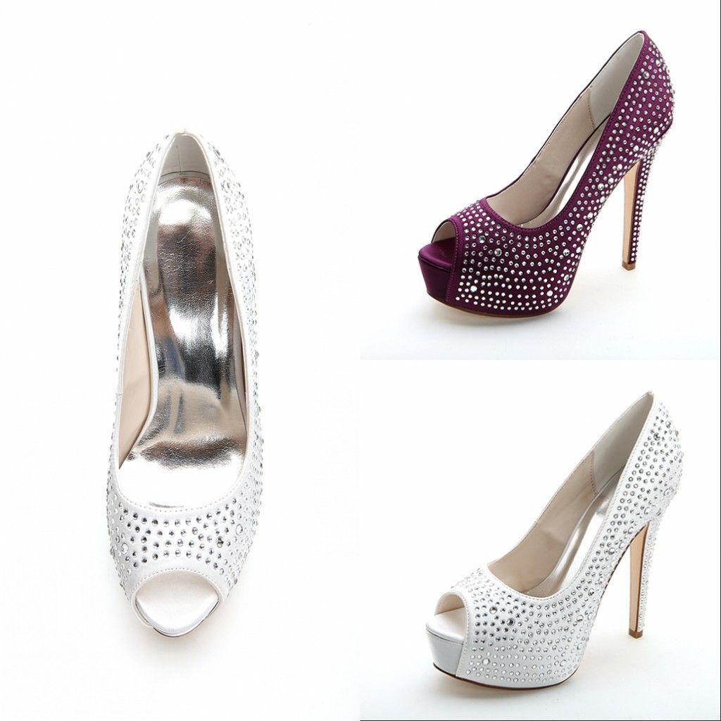 blingbling cinderella shoes high heels heavy