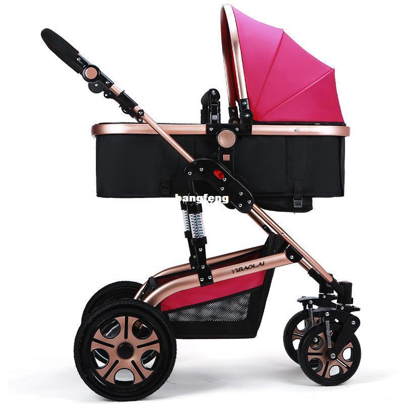 Online Cheap 2016 High Quality Aluminium Baby Carriage Stroller ...