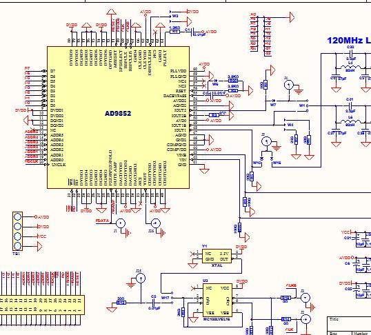 how to add only one schemtic to pcb circuit maker
