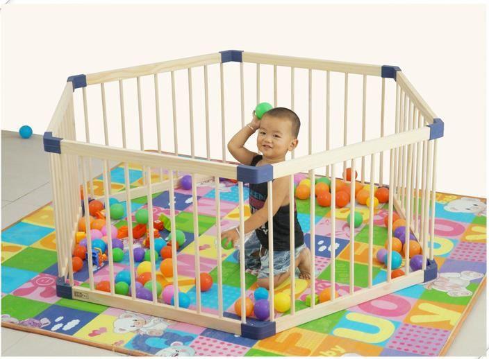 Security Aluminium Portable Fence For Children Fibergl