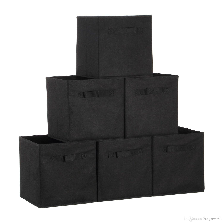 Closet storage bins and baskets - See Larger Image