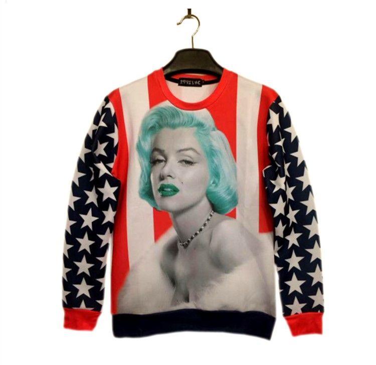Monroe Crewneck Outerwear