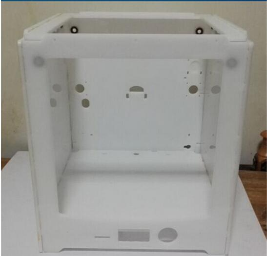 Arylic Panel Case Kit For Ultimaker 2 3 D Printer Panel