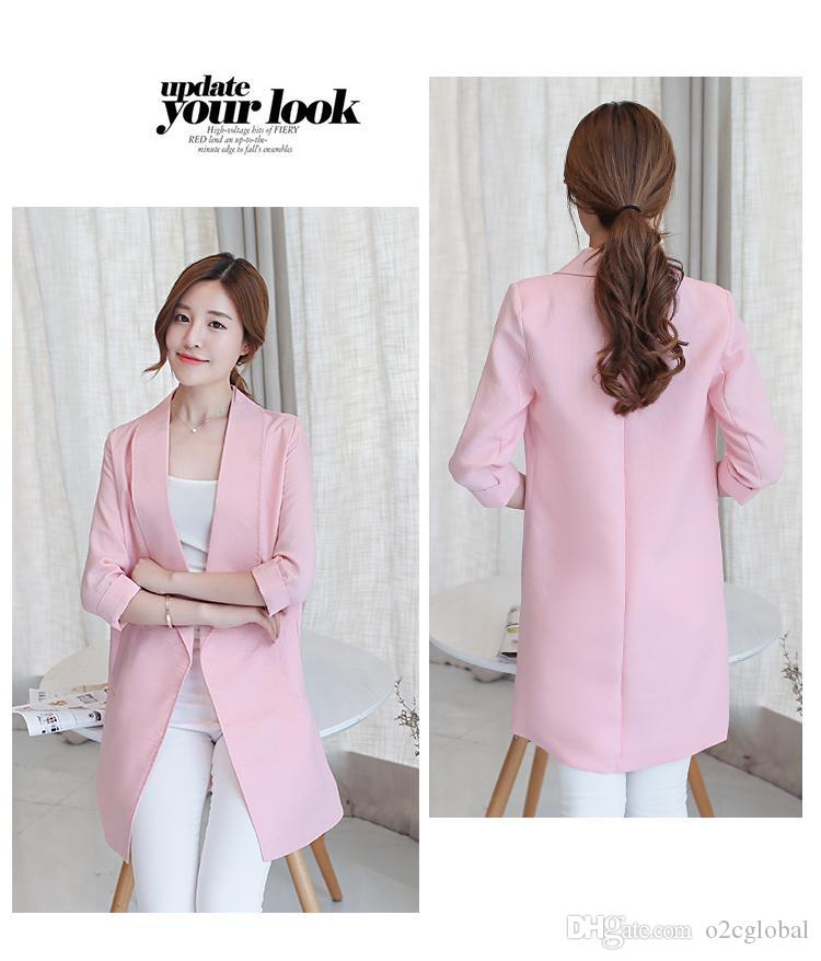 Collection Women S Pink Blazer Pictures - Reikian